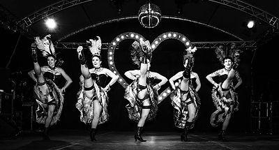 Les Ooh La Las Sensation Seekers Glastonbury Can Can Front Kick.jpg