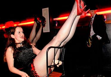 Les Ooh La Las Mimi Rouge Cheeky Chair!.jpg