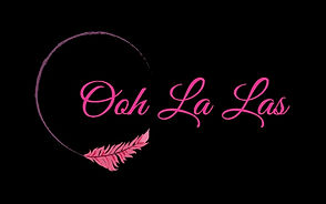 Ooh La Las logo-new  black (640x400) (2)