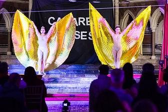Les Ooh La Las Xmas Gold Wings.jpg