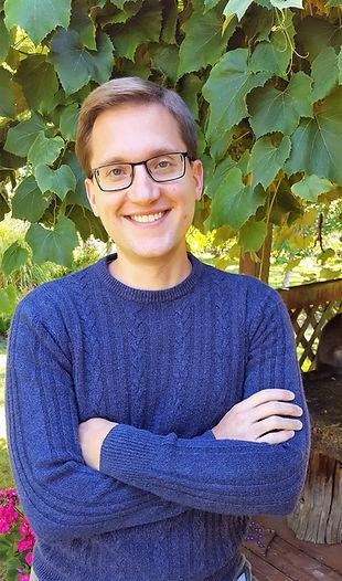 Greg Arnold, M.A., LMHCA, owner, psychotherapist