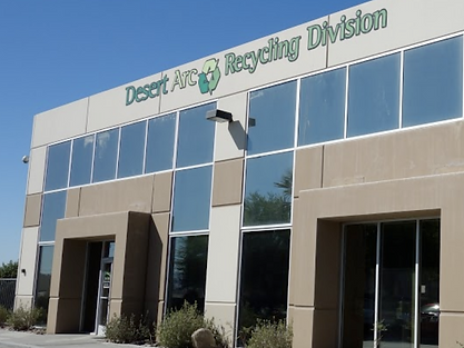 desert arc recycling division