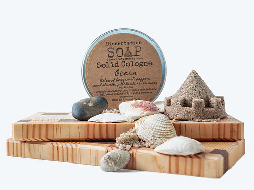 Ocean Solid Cologne