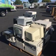 Reciclaje Desert Arc - Residuos electrónicos