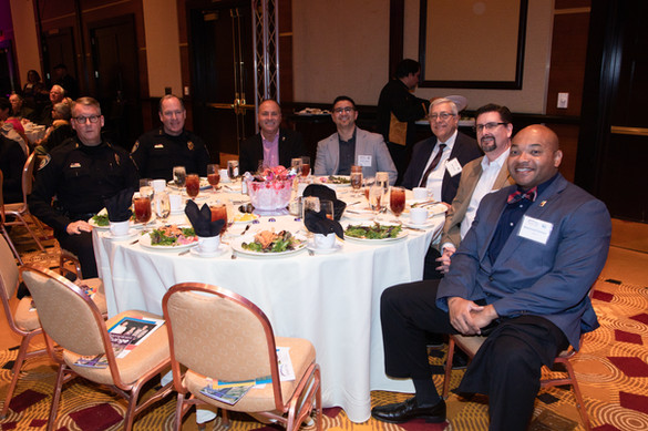 Group hoto at the luncheon