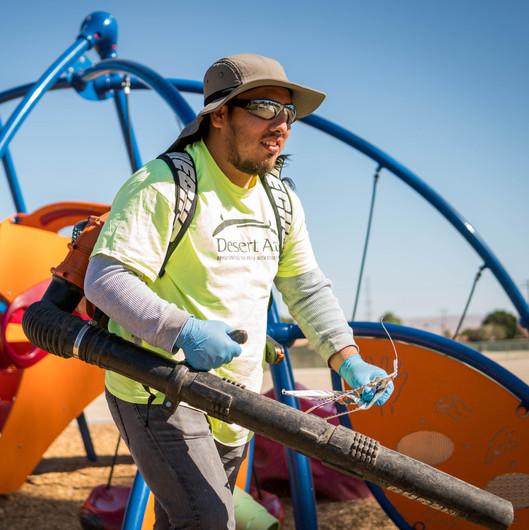 Desert Arc Landscape Maintenance Client