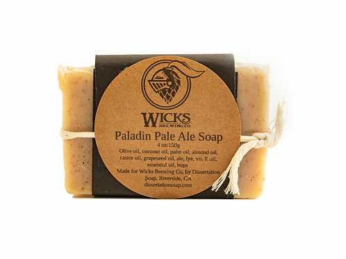 Paladin Pale Ale Soap