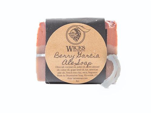 Berry Garcia Ale Soap