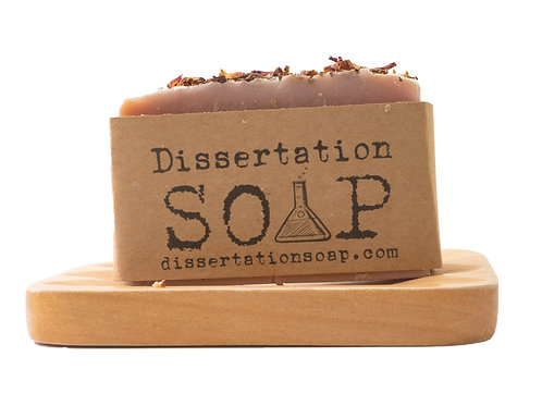French Rose Clay Face Soap