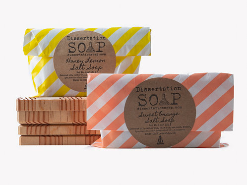 Salt Soap Set