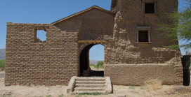 Ruidosa Church Restoration Project