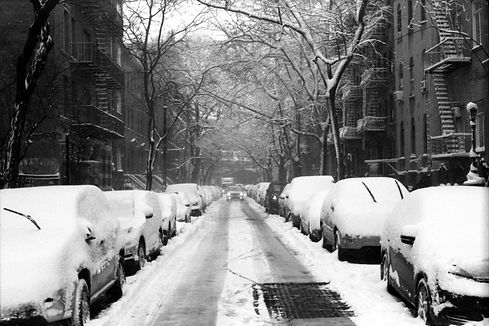 Snow, New York City