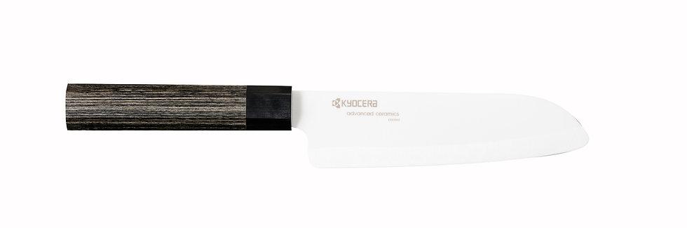 Kyocera Fuji - Santoku Knife 15 cm./มีดซันโตกุ 15 ซม.