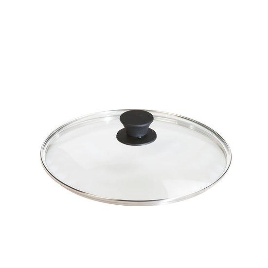 """Lodge 10.25"""" (26.04cm) Glass Lid"""