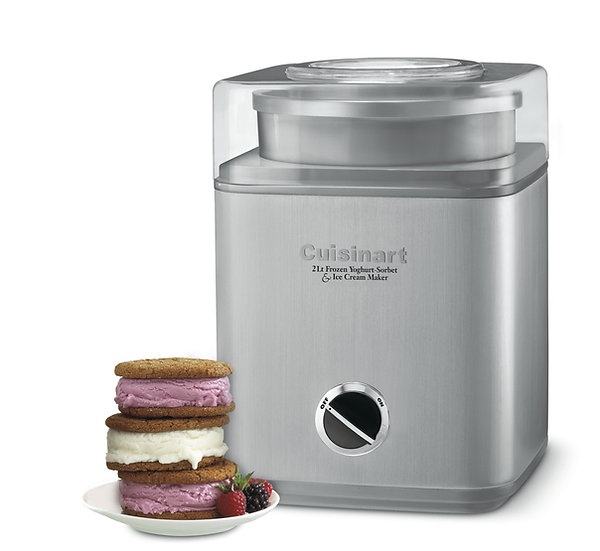 Cuisinart ICE-30BC Yogurt Sorbet & Ice Cream Maker/เครื่องทำไอศครีม