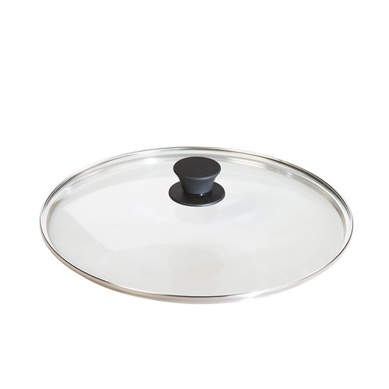 "Lodge 12""(30.48cm) Glass Lid"