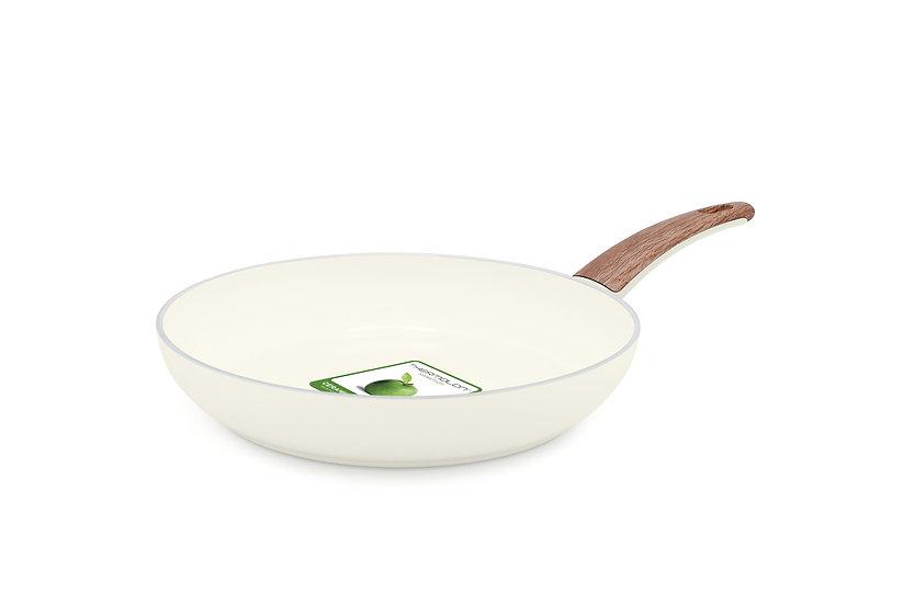 GreenPan Wood-Be 28 cm Fry Pan/กระทะ 28 cm