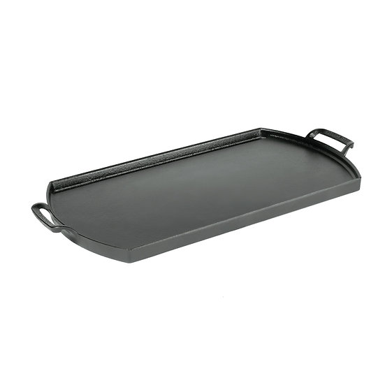 "Lodge Blacklock *77* 10""x20"" Double Burner Griddle"