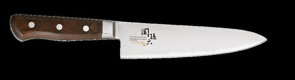 Seki Magoroku Mokuren - Chef's 180 mm.