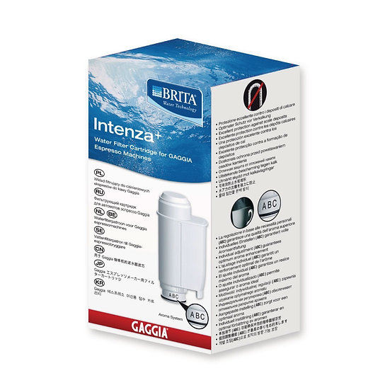 GAGGIA Intenza+ Water Filter Cartridge/ฟิลเตอร์กรองน้ำอินเทนซา