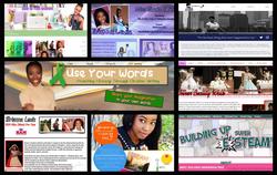 Full Website Designs