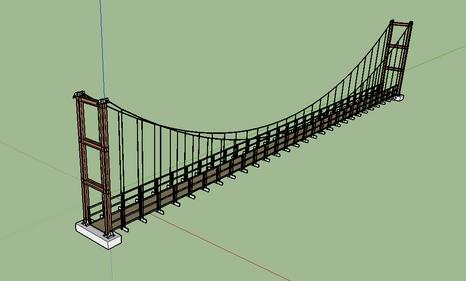 Bear Canyon Bridge Parts Inventory