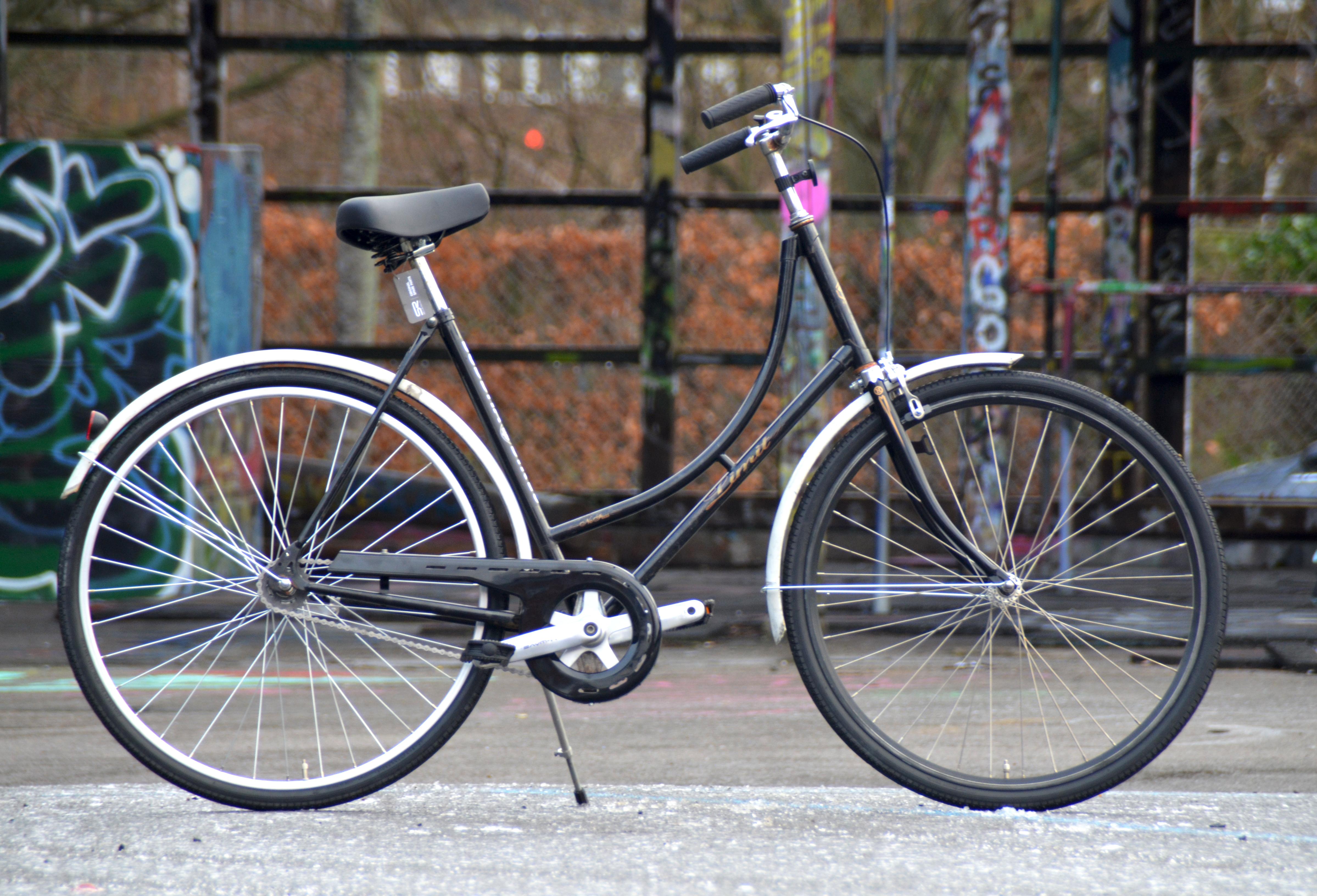 billig brugt cykel
