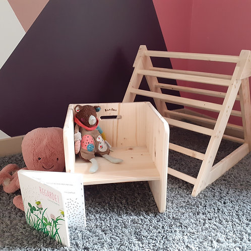 """Chaise """"weaning chair"""""""