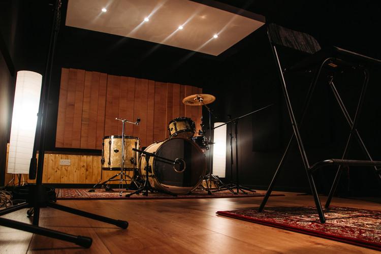 Gameplan Records Live Room