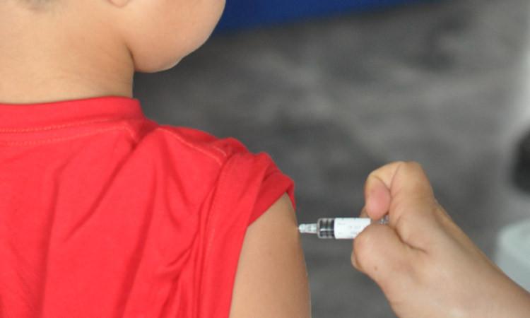 Vacina Sarampo e Poliomielite