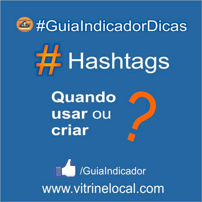 #GuiaIndicadorDicas