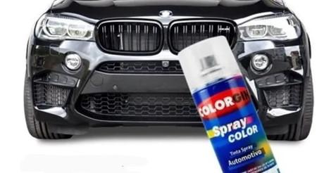 Spray da Cor  do seu carro