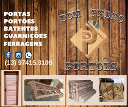 Dom Pedro  Portões