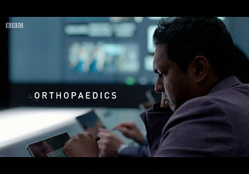 BBC Diagnisis Detectives Orthopaedic Surgeon Mr Imbuldeniya