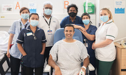 daycare hip replacement london