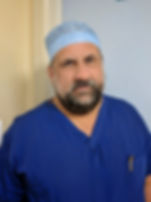 Anaesthesia for London hip knee surgery