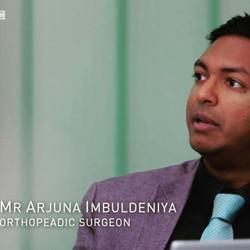 Diagnosis detectives orthopaedic surgeon
