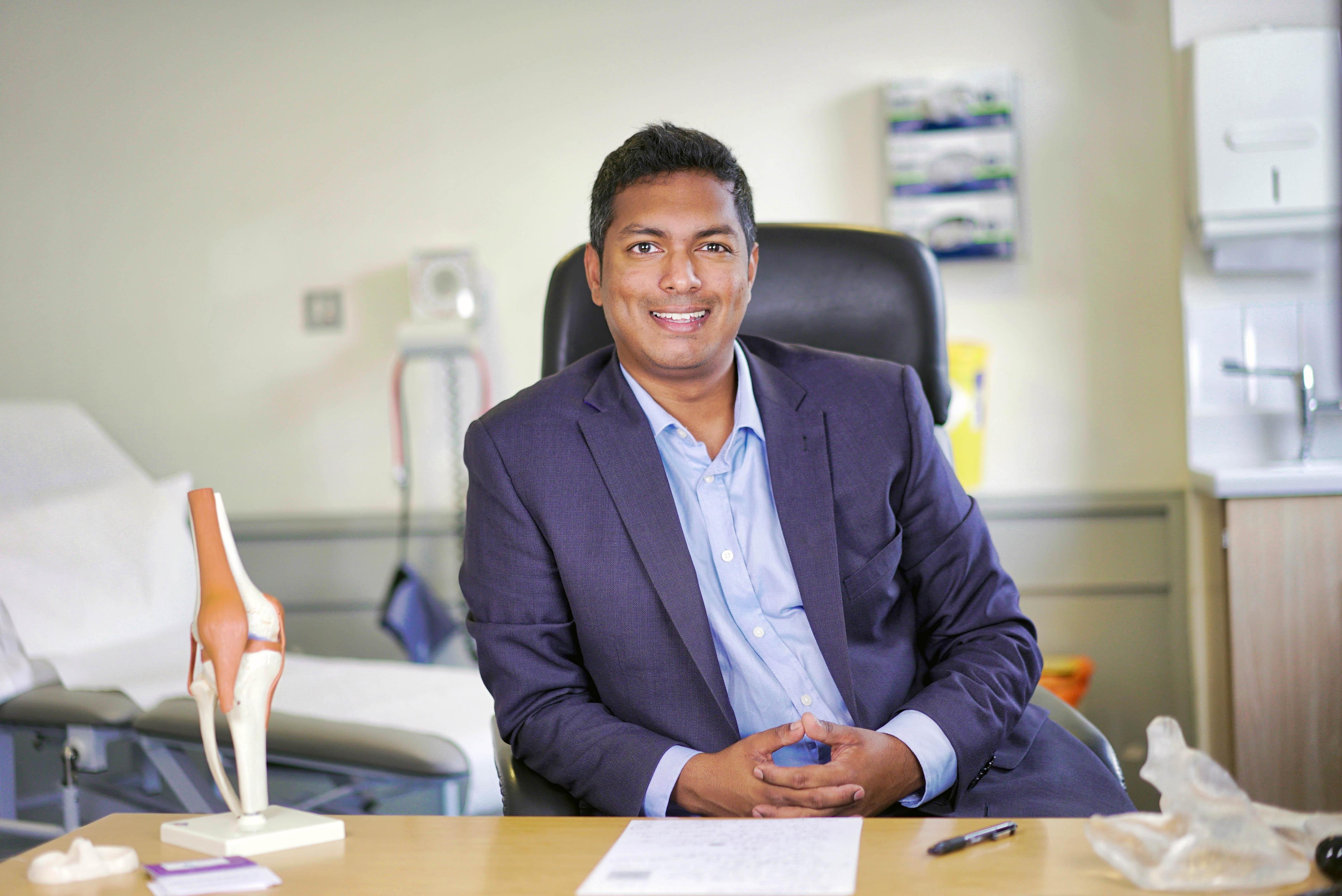 Knee stem cell clinic london