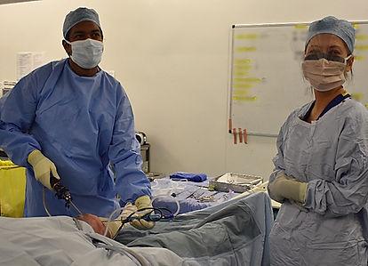 Knee arthroscopy Mr Imbuldeniya ICE Ortho