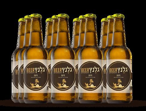 מארז 12 בירה חיטה