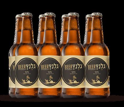 מארז 8 בירה בלונד