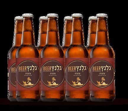 מארז 8 בירה אדמונית