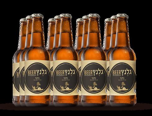 מארז 12 בירה בלונד