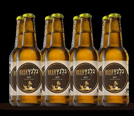 מארז 8 בירה חיטה