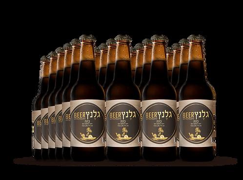 מארז 24 בירה כהה