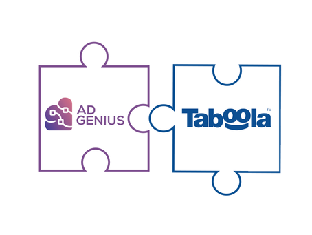 Link Taboola to AdGenius.ai