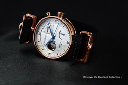 CACHEUX Elephant Circus / Rose Gold