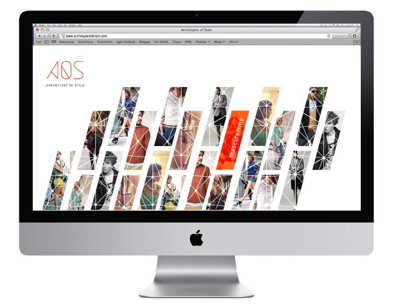 Archetypes of Style Website