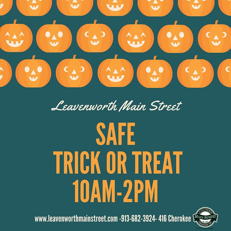 Safe Trick or Treat Event