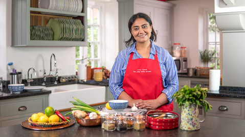 The Little Indian Kitchen